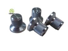 Aluminum Volume knob 1pcs Diameter 25mm Height 22mm amplifier knob speaker knob