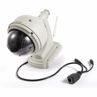 Sricam AP006C Waterproof H 264 P2P Outdoor Ip Camera Wireless HD 720p Pan Tilt CCTV Dome
