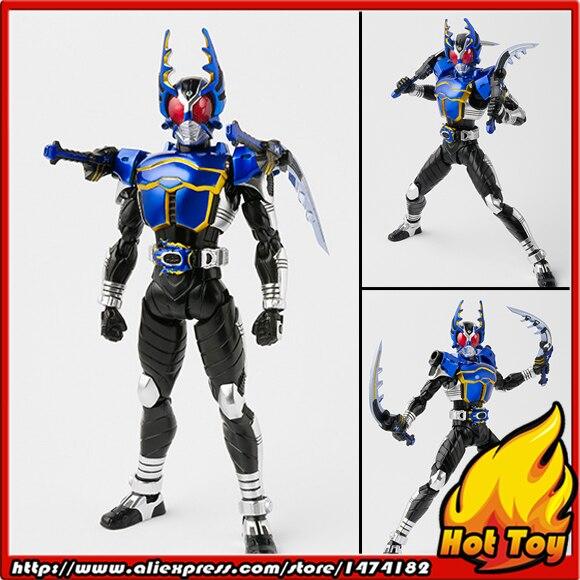 Original BANDAI Tamashii Nations S.H.Figuarts (SHF) Exclusive Figure - Masked Rider Gatack (Rider Form) Masked Rider Kabuto