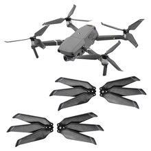 4 pièces 8743F hélice en Fiber de carbone pour DJI Mavic 2 Pro Zoom Drone 3 lames accessoires de lame pliants pour Mavic 2 pièces de rechange