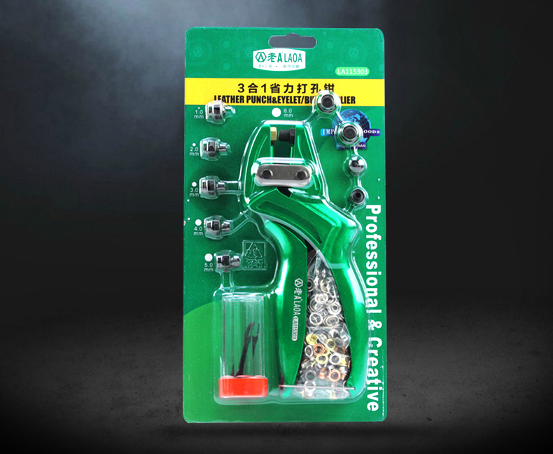 Werkzeuge Zangen Laoa Hand Verwenden Loch Puncher Stanzen Klemme Punch Zange Stanzen Zange Für Gürtel