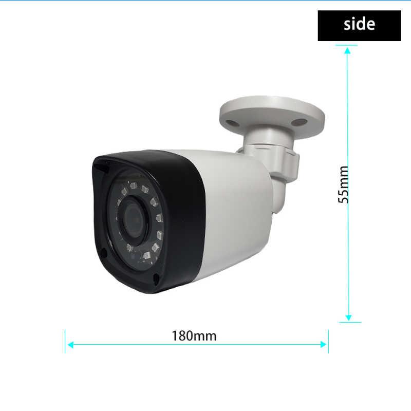 Jvtsmart AHD аналоговая наружная цилиндрическая камера высокой четкости инфракрасная камера наблюдения 720P 1080p AHD CCTV камера безопасности