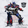 2016 Top Fashion Film Transformers Optimus Prime Invincible Tractor Mural Wall Stickers Decorative Room Boy Very Cool Pleasing