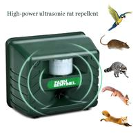 Ultrasonic Pest Repellers Electronic Insect Repellent Killer Anti Mosquito Rejector Rodent Cockroach Mosquito Dropshipping