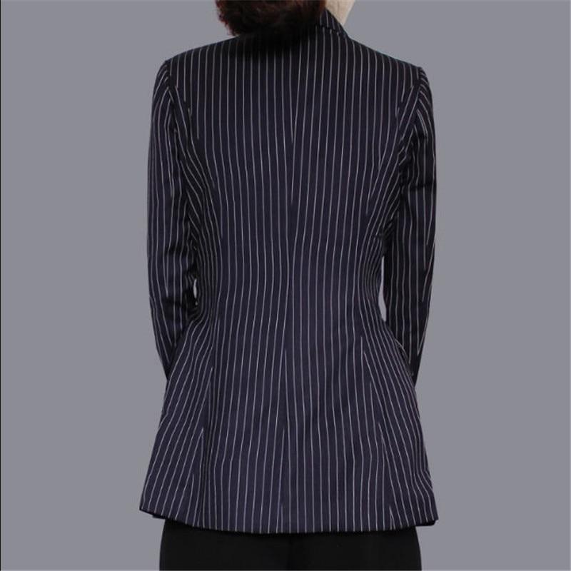 Bluza dhe Veshje me Veshje me Shirita Veshje të çrregullta të - Veshje për femra - Foto 3