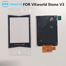 FOR VKWORLD New Stone V3 LCD Display +Touch Screen+Tools Digitizer Assembly Replacement Accessories For Phon 2.4 new and original touch screen for nt31 st123b v3