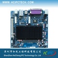 Hcipc M425-4 itx-hcm52x21f, Atom D525 Mini ITX motherboard, pci. 2com, gpio, 2 Mini pcie, 8usb, 1lan, LVDS + vga. lpt, 1ddr3, 12VDC