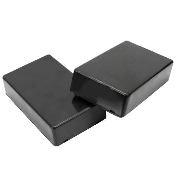 1 stück Neue ABS DIY Kunststoff Elektronische Projekt Box Gehäuse Instrument 100x60x25mm