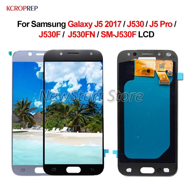 Pour Samsung Galaxy J5 2017 J530 J5 Pro écran lcd ensemble numériseur à écran tactile 5.2