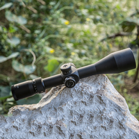 Spike 2 16X50 Tactical Air Rifle Optic Spotting Scopes Sighting Self Extinction Cylinder Water Proof Riflescope