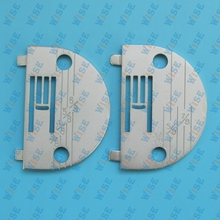 NEEDLE PLATE ZIG ZAG Z11063 fits BROTHER 90 100 120 130 140 150 2 EACH