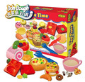 New Arrival Plasticine Set to Play Kids Toy, Creative Playdough Plasticine for Children Birthday Gift