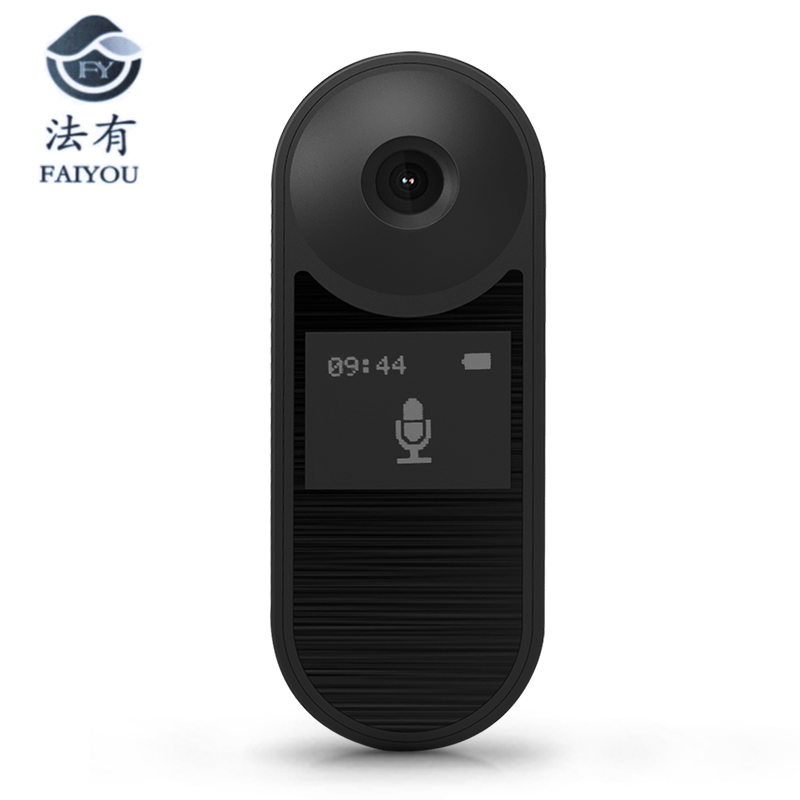 FAIYOU IDV008 Digital Voice Pen Recorder Rechargeable WAV Pen Sound Stereo Dictaphone Support Video Cam Recording