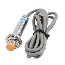 LJ12A3-4-Z/DX с источником питания от постоянного тока, 6-36 V 100mA NPN NC 4 мм Индуктивный бесконтактный Сенсор переключатель 2-провод