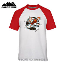 Star Wars Retro-style Summer T shirt Red panda,pilot,spaceship,rebel,Top 25 Black T-shirt Men Guys Party Best Gift Anime Tshirt(China)