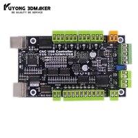 전문 학년 산업 표준 디자인 usb cnc 컨트롤러 드라이버 보드