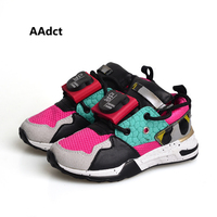 AAdct autumn kids shoes running sports boys shoes sneakers Brand High quality student girls shoes
