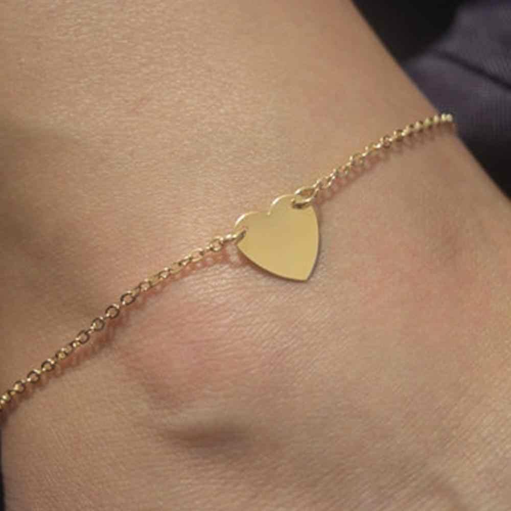Новые женские браслеты на босую ногу сандалии, вязанные крючком украшение на ногу Новые ножные браслеты на ногу женские ножная цепочка