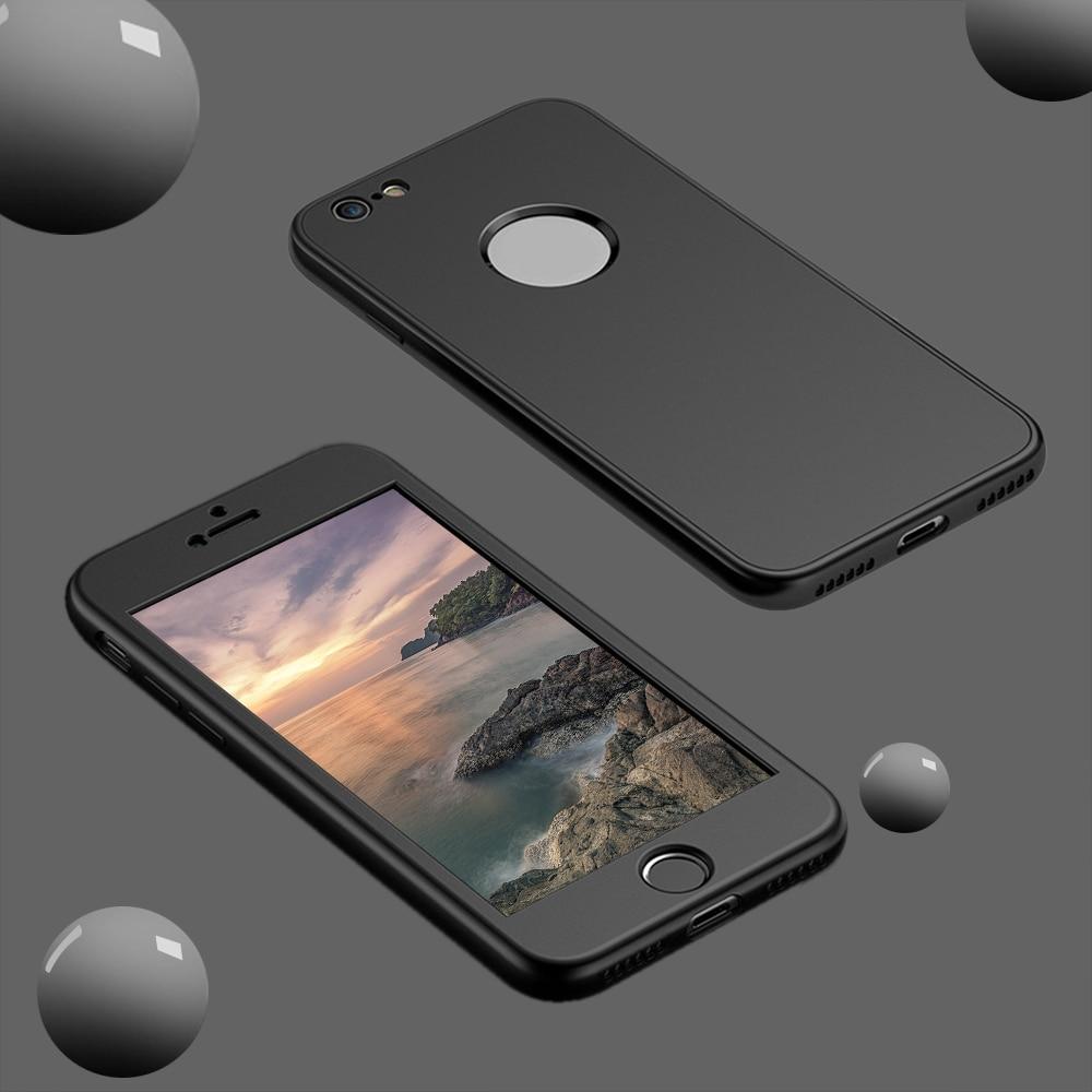 360 Full Cover Case For Xiaomi Redmi Note 6 Pro Case TPU Silicone Cover For Xiaomi Mi 8 A1 5X A2 Lite Redmi Note 6 5 4X S2 5A 6A (1)