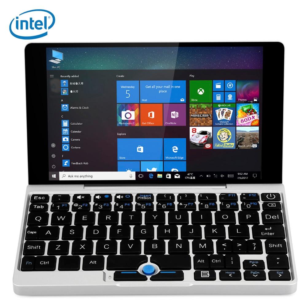 GPD Pocket 7.0 inch Mini Laptop Windows 10 Intel Atom X7