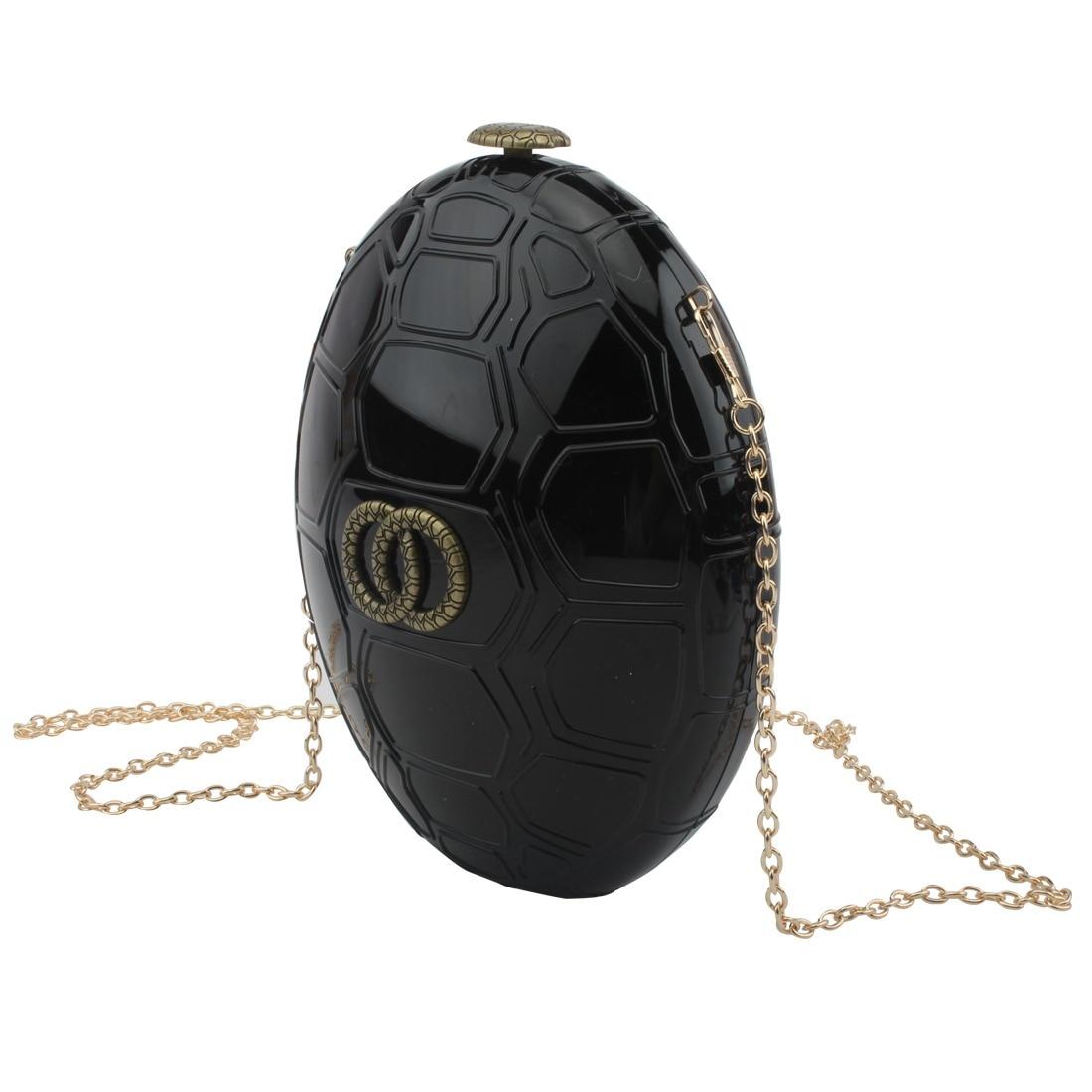 de2be56d0f6 Acrylic tortoise shell bags handbags women brands chain bag evening bags  Shoulder luxury handbags queen clutch