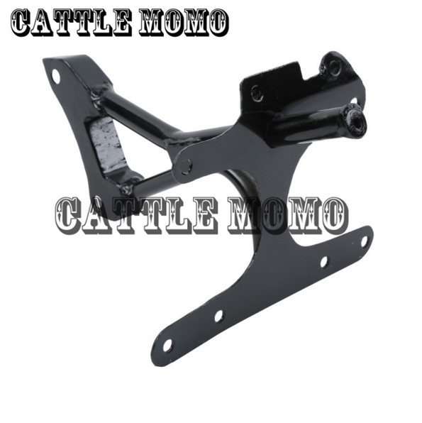 Black Motorcycle Upper Fairing Bracket Stay For Honda CBR400 CBR 400RR NC23 1988 1989 Headlight Bracket Stay