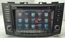 Lecteur Android pour Suzuki Swift 2012 Enregistreur  Navigation pour