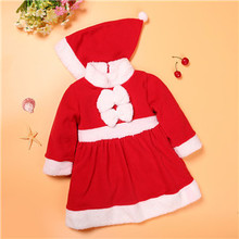Christmas Baby Rompers Set