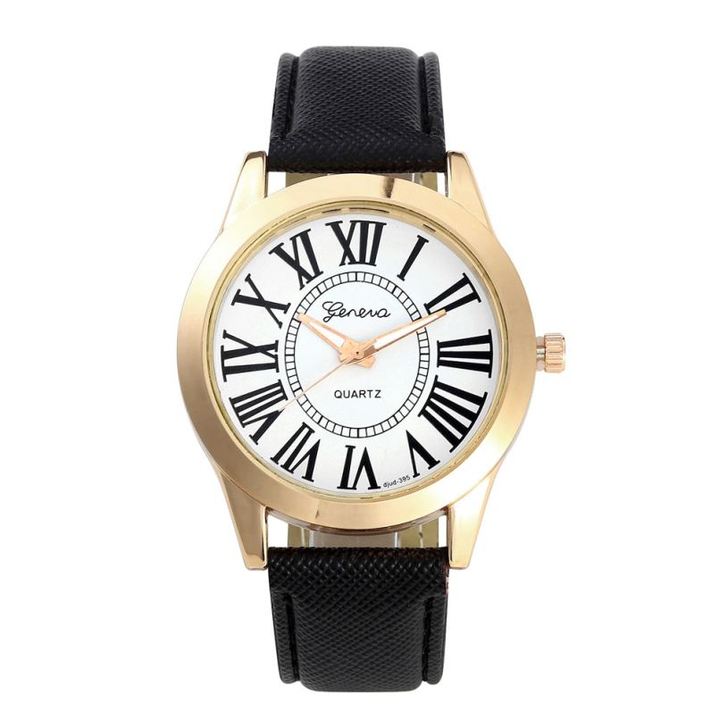 Excellent Quality Fashion Men Quartz Watches Luxury Brand Casual Watches Leather Male Business Wristwatch Relogio Masculino