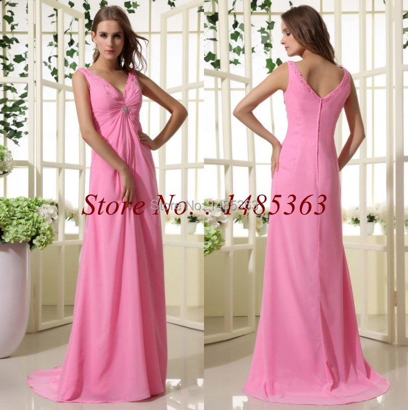 Popular Hot Pink Evening Dress-Buy Cheap Hot Pink Evening Dress ...