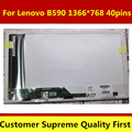 "15.6"" Laptop LCD Screen Matrix For Lenovo B590 59366614 LED Display test before sending 1366*768 40pins"