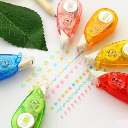 Plus Cute Novelty Decorative Correction Tape Correction Fluid School & Office Supply