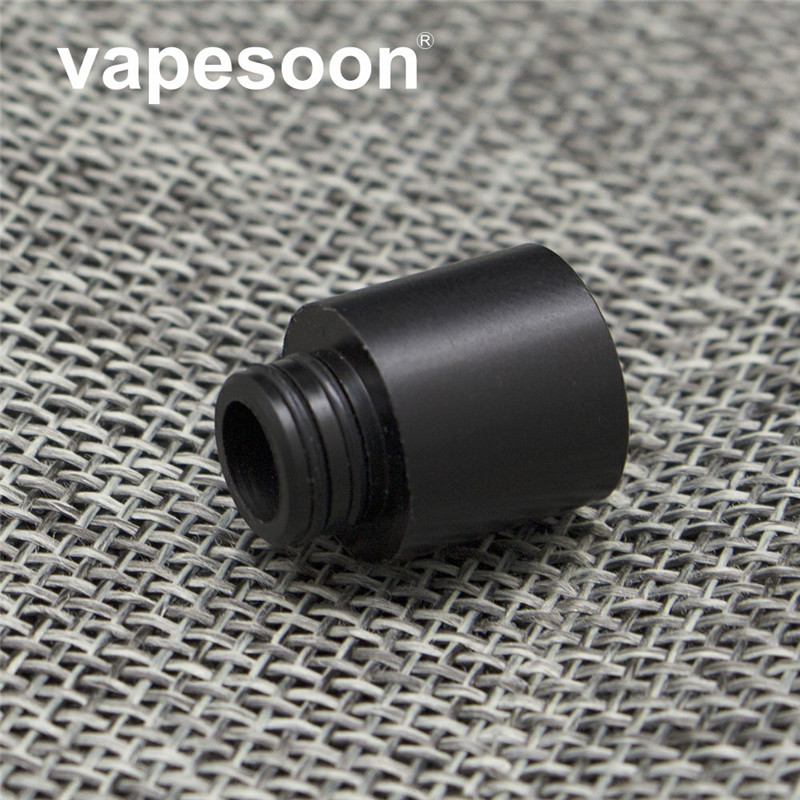 Black Plastic 510 Drip Tips Mouthpiece for e-Cigarette 510 Thread RTA RDTA Atomizer as TFV8 Baby Tank iJust S Atomizer