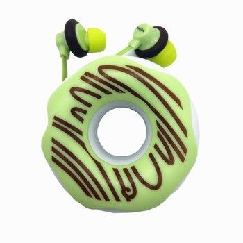 Donut In-Ear 3.5mm Earphones