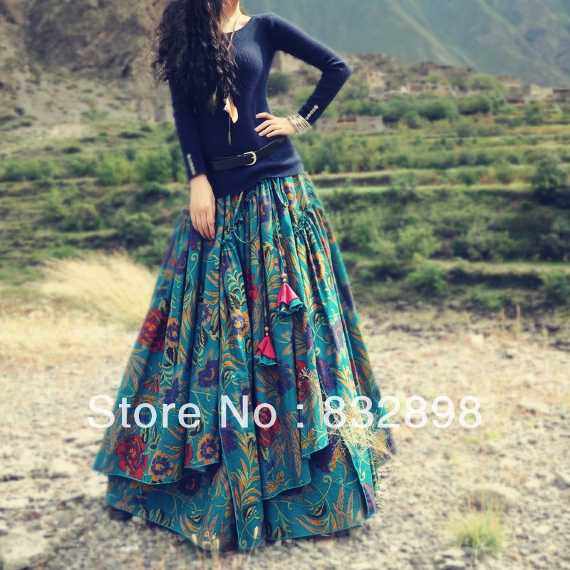 Tops For Long Skirts Online | Jill Dress