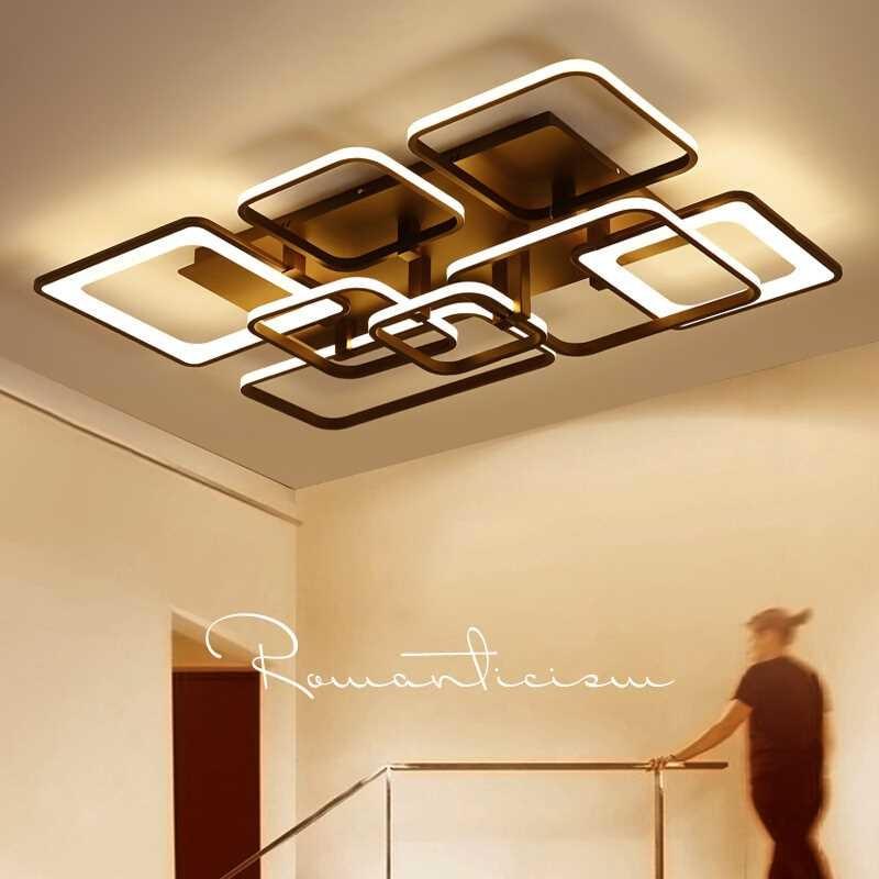 lustre de plafond moderne Modern Wave Ceiling Lights LED Lamp for living room bedroom luminaire plafonnier Bedroom Ceiling Lamp все цены