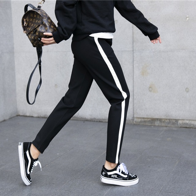 Black Trousers Womens