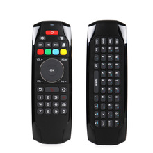 TV Air Mouse Universal Remote Control Mini Wireless Keyboard 3 Gsensor Airmouse Controller for Android TV