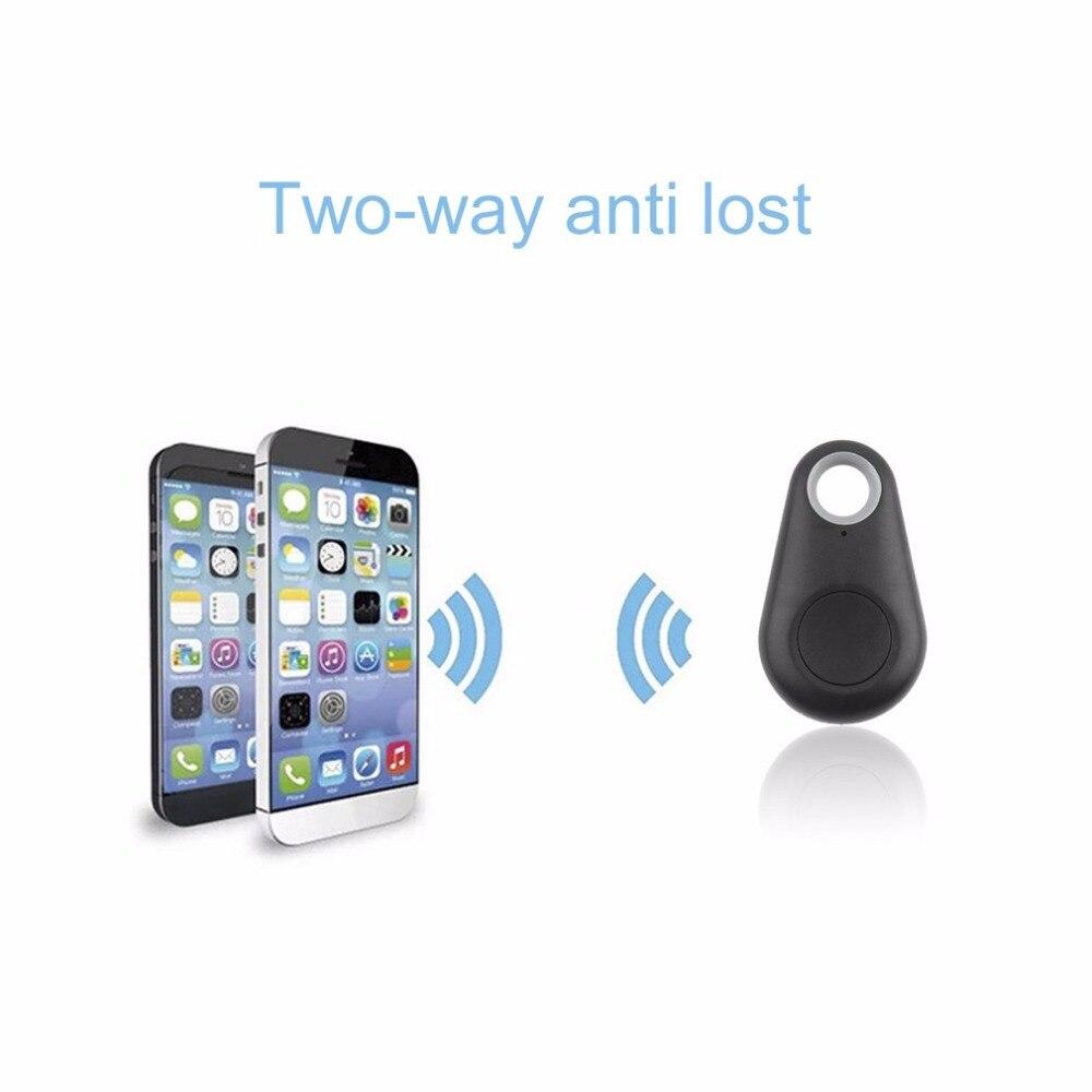 1 Stücke Smart Bluetooth 4,0 Tracer Locator Tag Alarm Brieftasche Schlüssel Kid Tracker Heißer Weltweit Förderung