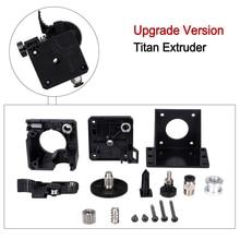 Экструдер Titan полностью Наборы для Titan экструдер 1,75 мм + Nema17 шаговый двигатель + V6 экструдера для 3D части принтера