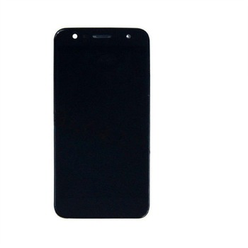 Screen Assembly Touch Digitizer Display Screen Replacement + Frame for LG X Power2 M320N M320F