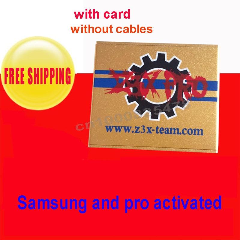 imágenes para Z3x box activado para samsung y profesional sin cables