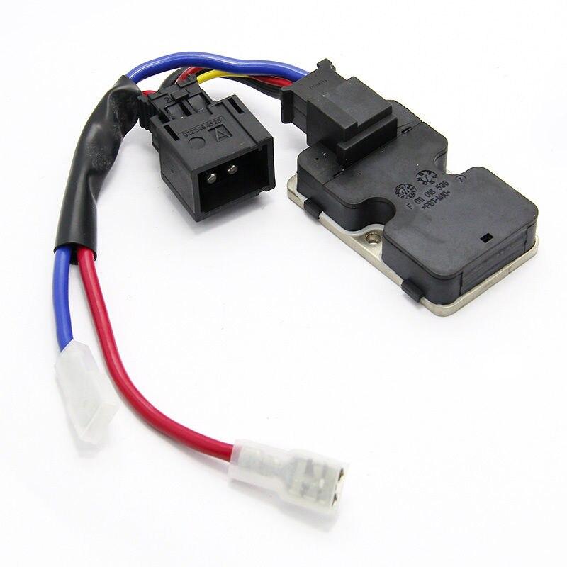 Blower Regulator Motor Resistor For Mercedes Ben W140 S320 S500 S600 1408218351