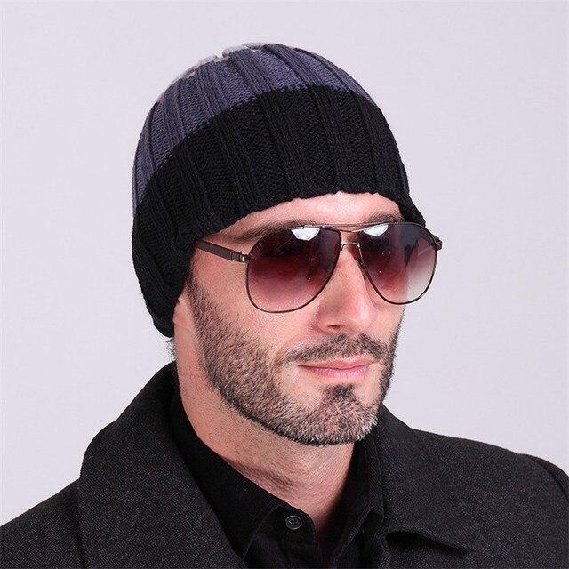 Luxury Fashion Mens fishing winter cap hendgear cap Man hat keep warm  protecting hats hunting brand Man beanie fall hats f63c951e682