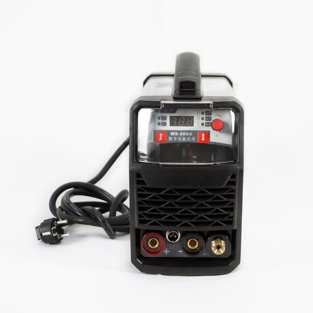 200A 2 IN 1 HF START TIG DC INVERTER WELDER WITH MMA/ARC/STICK + COMPLETE KIT jasic hf arc mos inverter dc tig200 tig welding mma welding machine 2 in 1 welder