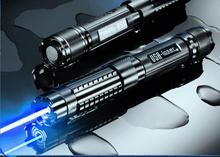 Promo offer High Power Blue Laser Pointer Pen 200000mw 450nm Military Burning Visible Beam Adjustable focus burn paper Lit Cigarette