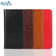 Mefans new Simple flip wallet leather for Samsung s7 Edge case