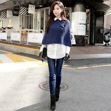 Оригинальные Леггинсы Новинка 2017 на осень-зиму модные джинсовые ковбойские джинсы женская обувь оптом