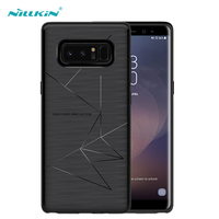 NILLKIN Soft Case for Samsung Galaxy Note 8 Magnetic Back Cover for Samsung Note 8 Phone Bag Case TPU Silicon Protector Shell