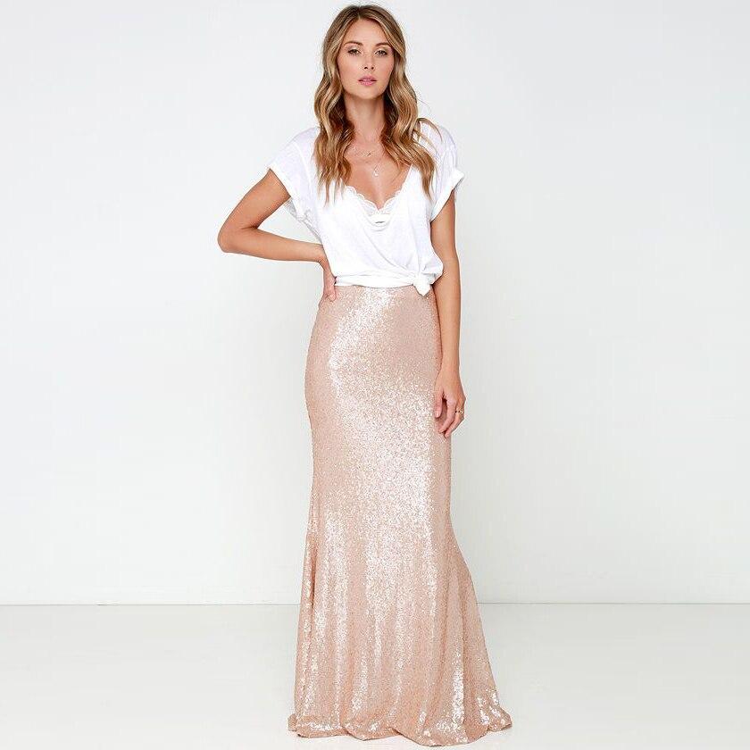 Online Get Cheap Maxi Sequin Skirt -Aliexpress.com | Alibaba Group